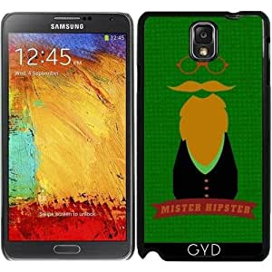 Funda para Samsung Galaxy Note 3 (GT-N9500) - Hiipter Señor by les caprices de filles