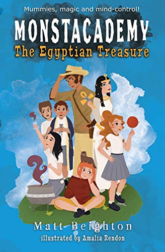 The Egyptian Treasure: Dyslexia Friendly Edition -