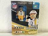 Kurt Warner NFL OYO St. Lous Rams S.B. XXXIV L.E. of 2,015 Generation 3 Super Bowl 50 Series G3 Mini Figure