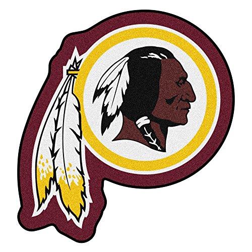 FANMATS 20990 Team Color 3' x 4' NFL - Washington Redskins Mascot ()