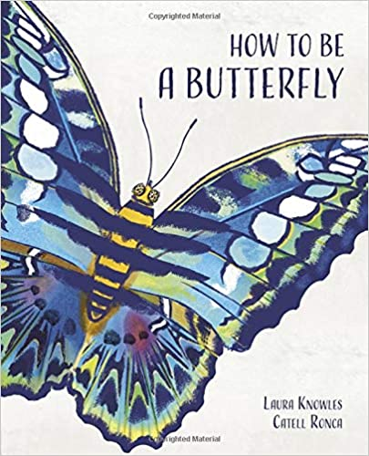 How to Be a Butterfly book cover