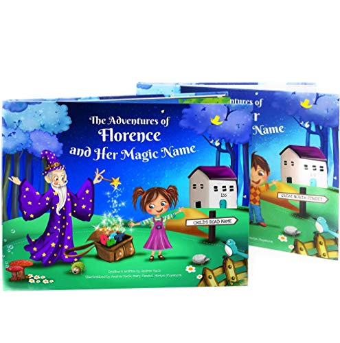 1st Birthday Gift - A Personalized Story Book for Young Children - Custom Made and -
