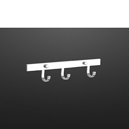 good space aluminum hooks/Towel hook/Bathroom hook/ door-back hook-F