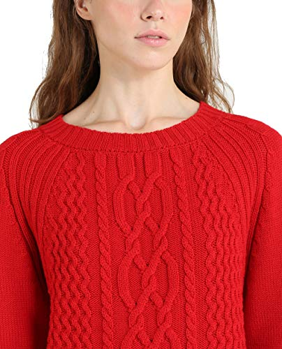 Woolrich Donna Woolrich Rosso Wwmag1765 Wwmag1765 Maglia c4PwUvfqR