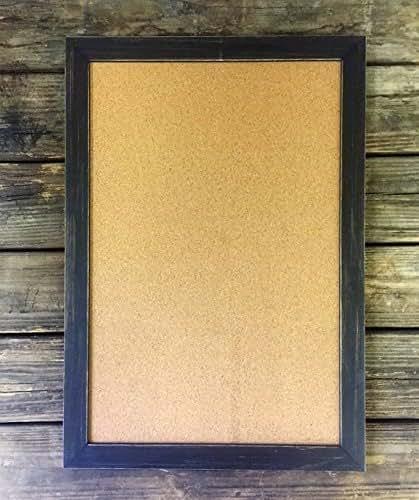 large cork board cork board rustic cork board. Black Bedroom Furniture Sets. Home Design Ideas