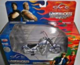 Orange County Choppers American Chopper Lucy's Bike 1:18 Scale Die Cast by Joy Ride