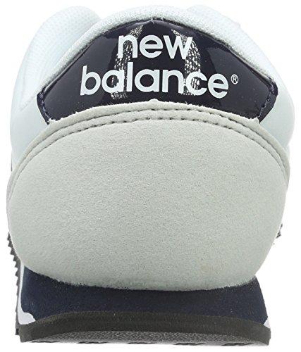 New Balance U396 Clásico - Zapatillas unisex de deporte para adultos Blanco (White/Navy)