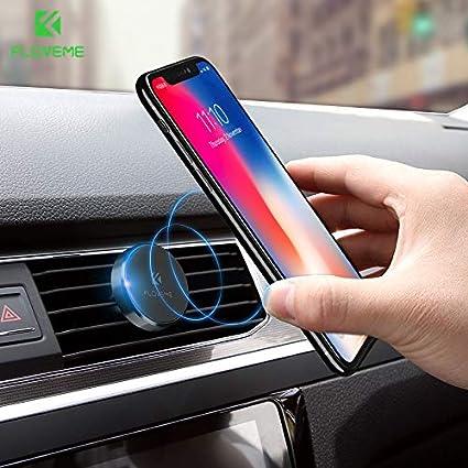 Magnetic Car Phone Holder Car Mount Mobile Phone Bracket Stand Air Vent Magnetic Cell Phone Holder Sprint4deals Golden