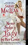 download ebook never judge a lady by her cover: the fourth rule of scoundrels (rules of scoundrels book 4) pdf epub