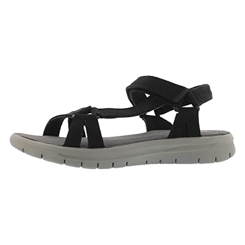 3e4547155 SoftMoc Women's Chrissy Sport Sandal Black 10 M US: Amazon.ca: Shoes ...