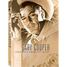 Gary Cooper MGM Movie Legends Collection
