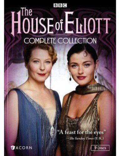 HOUSE OF ELIOTT COMPLETE COLLECTION (REISSUE) -
