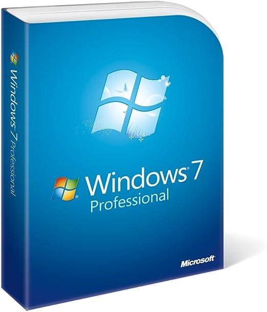 Amazon.com: Microsoft Windows 7 Professional [Old Version]: Software