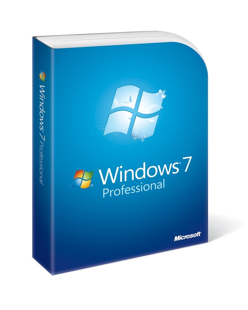 Microsoft Windows 7 Professional [Old Version] by Microsoft