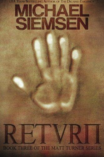 Return (Matt Turner) (Volume 3)