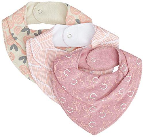 Pippi Baby Mädchen (0-24 Monate) Schal Gr. One Size, Mehrfarbig - Multicoloured (Peach Pearl)
