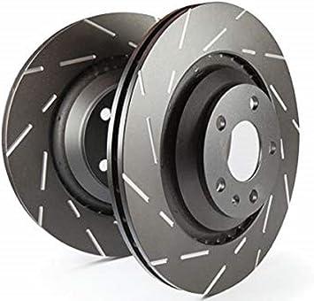 EBC Brakes USR7056 USR Series Sport Slotted Rotor