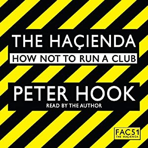The Hacienda Audiobook