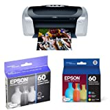 Epson Stylus C88+ Color Inkjet Printer with Ultra Review and Comparison