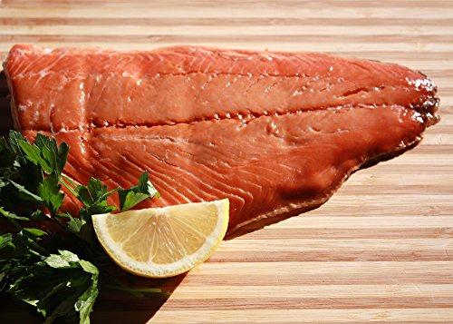 how to prepare sockeye smoked salmon
