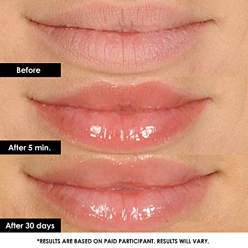 GrandeLIPS Hydrating Lip Plumper, Gloss, Barely There