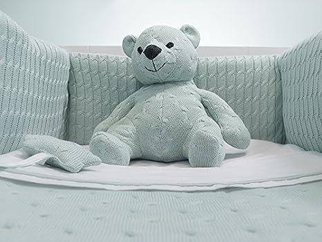 grau 100x135 cm Babys Only 910998 Bettbezug Stern anthrazit