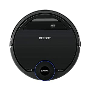 ECOVACS DEEBOT OZMO 937 2-in-1 Smart Robotic Vacuum Cleaner & Mop with Advanced Navigation