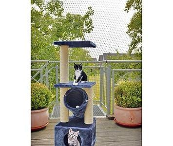 Red de protección para gatos - 2 x 4 m: Amazon.es: Productos para mascotas