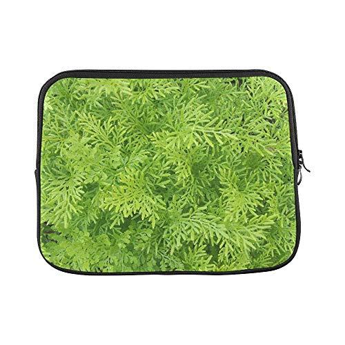 Design Custom Plants Texture Macro Plant Natural Sleeve Soft Laptop Case Bag Pouch Skin for MacBook Air 11