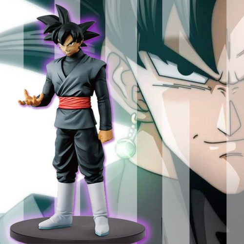 Shalleen Dragon Ball Z Black Goku Gokou The Super Warriors Vol.2 DXF DBZ Figure