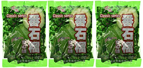 GUAVA CANDY 12.3 oz. (pack of 3) (Candy Thai)