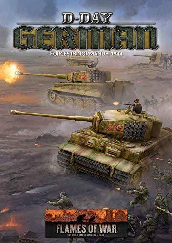 Flames of War: Late War: German: D-Day Book (FW263) by Flames of War