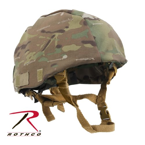 (Rothco Mich Helmet Cover, Multicam)