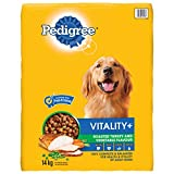 Pedigree Vitality+ Dry Food for Dogs