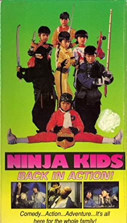 Amazon.com: Ninja Kids - Back in Action!: Movies & TV