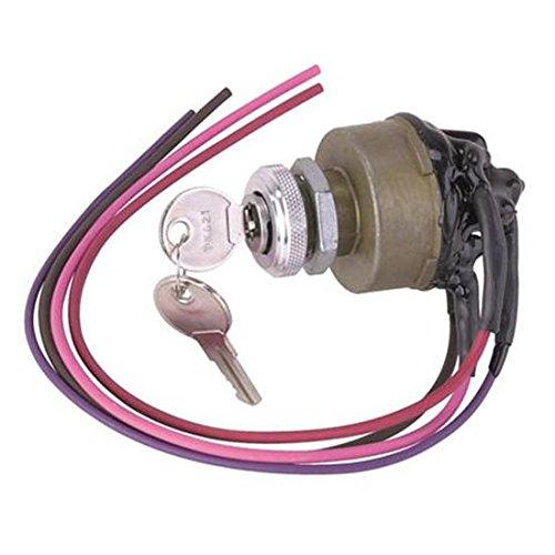 Painless Wiring 80529 Waterproof Universal Keyed Ignition Switch