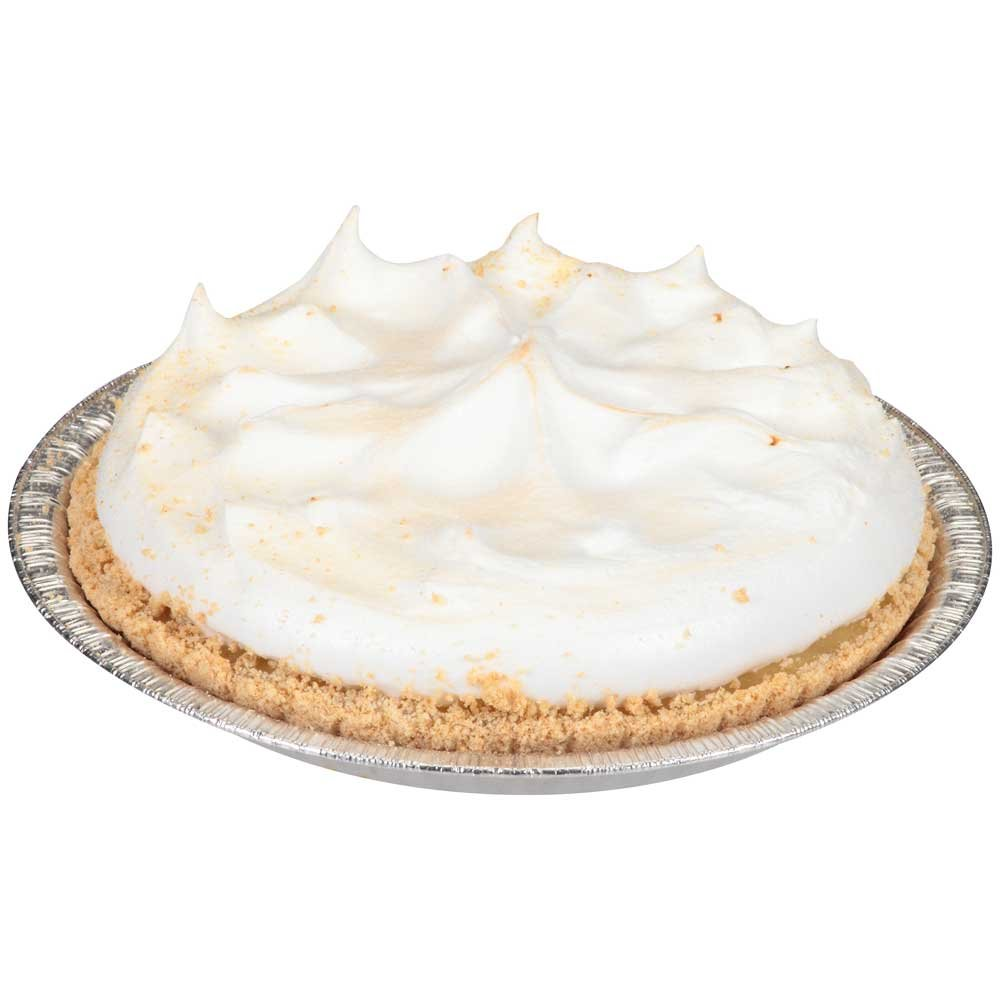 Chef Pierre No Sugar Added Lemon Meringue Pie, 2.187 Pound - 4 per case.