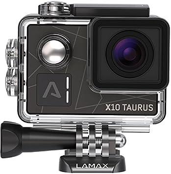 Lamax X10 4k Action Cam Schwarz Auto