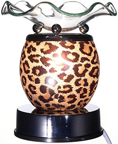 leopard table lamp - 4