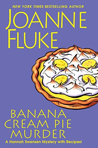 Banana Cream Pie Murder (A Hannah Swensen Mystery) (For Sale Leaves Banana)