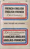 French eng Dict, Society encyclopedique un, 0671774018