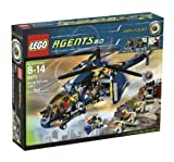 LEGO Agents Aerial Defense (8971)