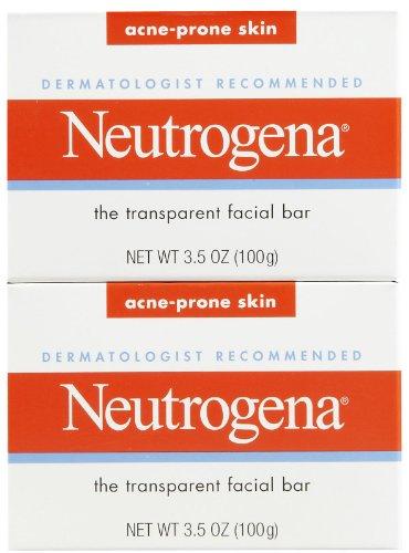 Neutrogena Face Cleansing Bar Prone