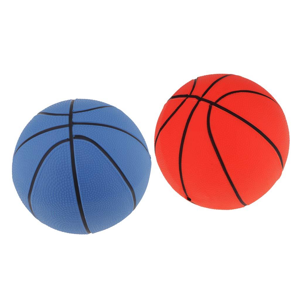perfeclan 2 Piezas de Juguete de Pelota de Baloncesto Inflable ...