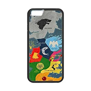 FOR Apple Iphone 6 Plus 5.5 inch screen Cases -(DXJ PHONE CASE)-I'm a Khaleesi -Game Of Thrones-PATTERN 5