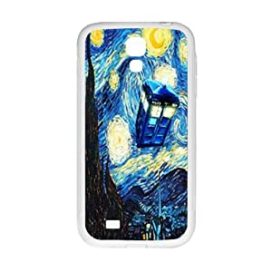Doctor Starry night painting Who Cell Phone Case for Samsung Galaxy S4
