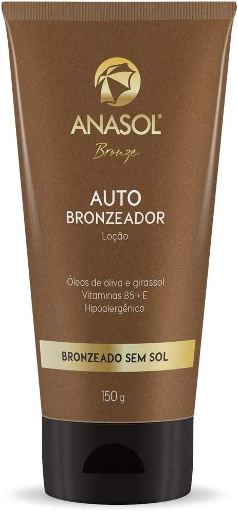 Anasol Bronze Autobronzeador Loção