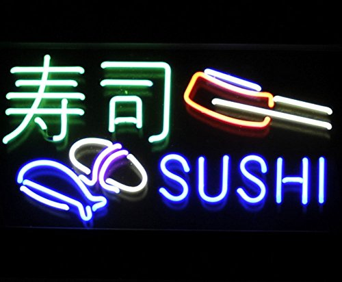 iecool SUSHI Neon Sign 17