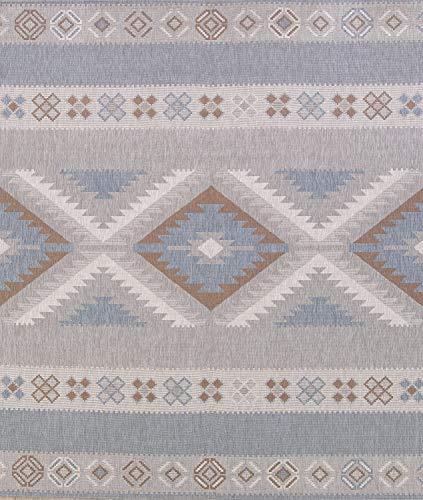 Rug Source New 5x7 Outdoor/Indoor Southwestern Tribal Area Rug Oriental (7' 3