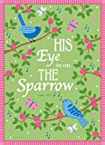 Cheap His Eye On The Sparrow Spring Green 29 x 42 Rectangular Large House Flag